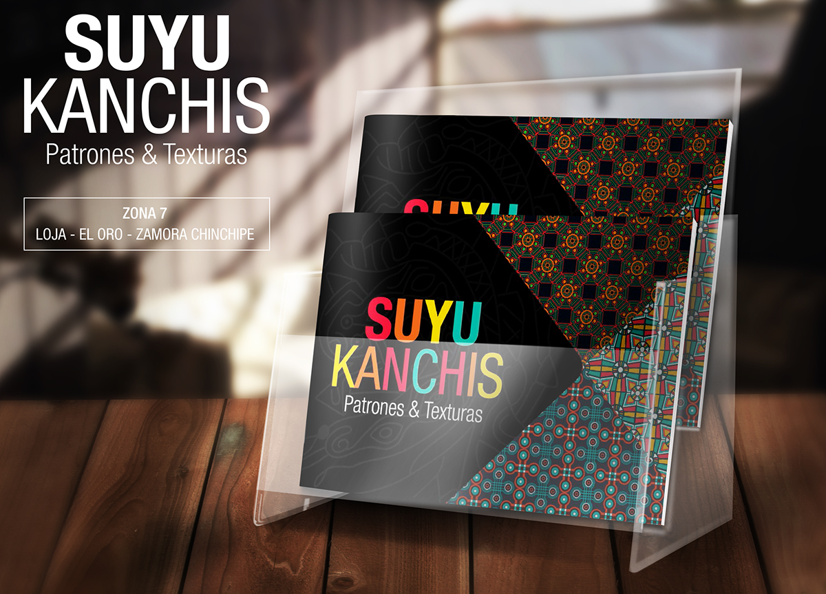 Catálogo Patrones Texturas Suyu Kanchis On Behance