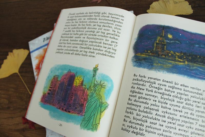 gece neden uyuruz reşit canbeyli zihin çelen serisi destek yayınları illustrasyon bilim kitabı gençler için bilim science book biological clock çocuk kitabı