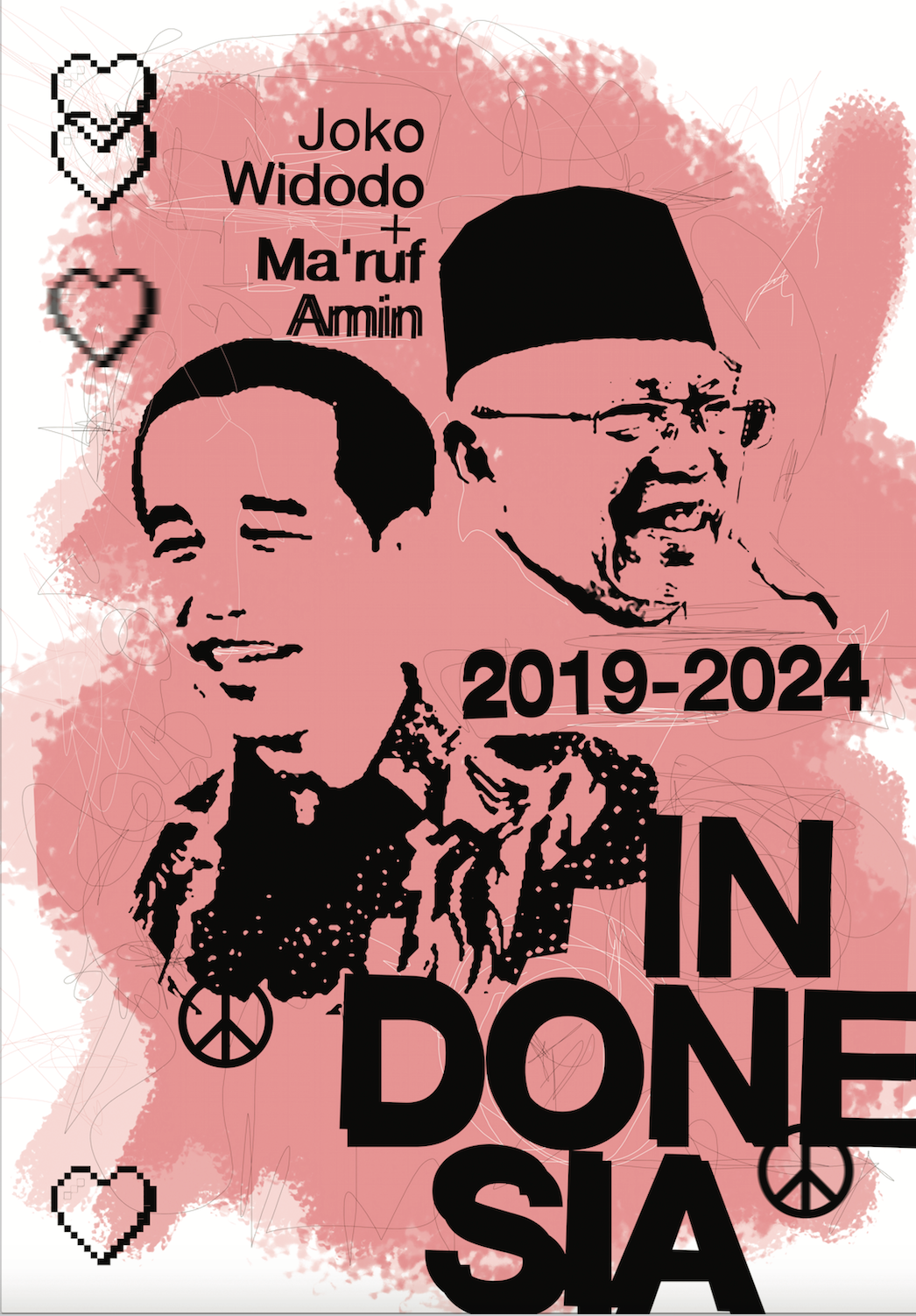 Pameran Poster indonesia Francesco Mazzenga