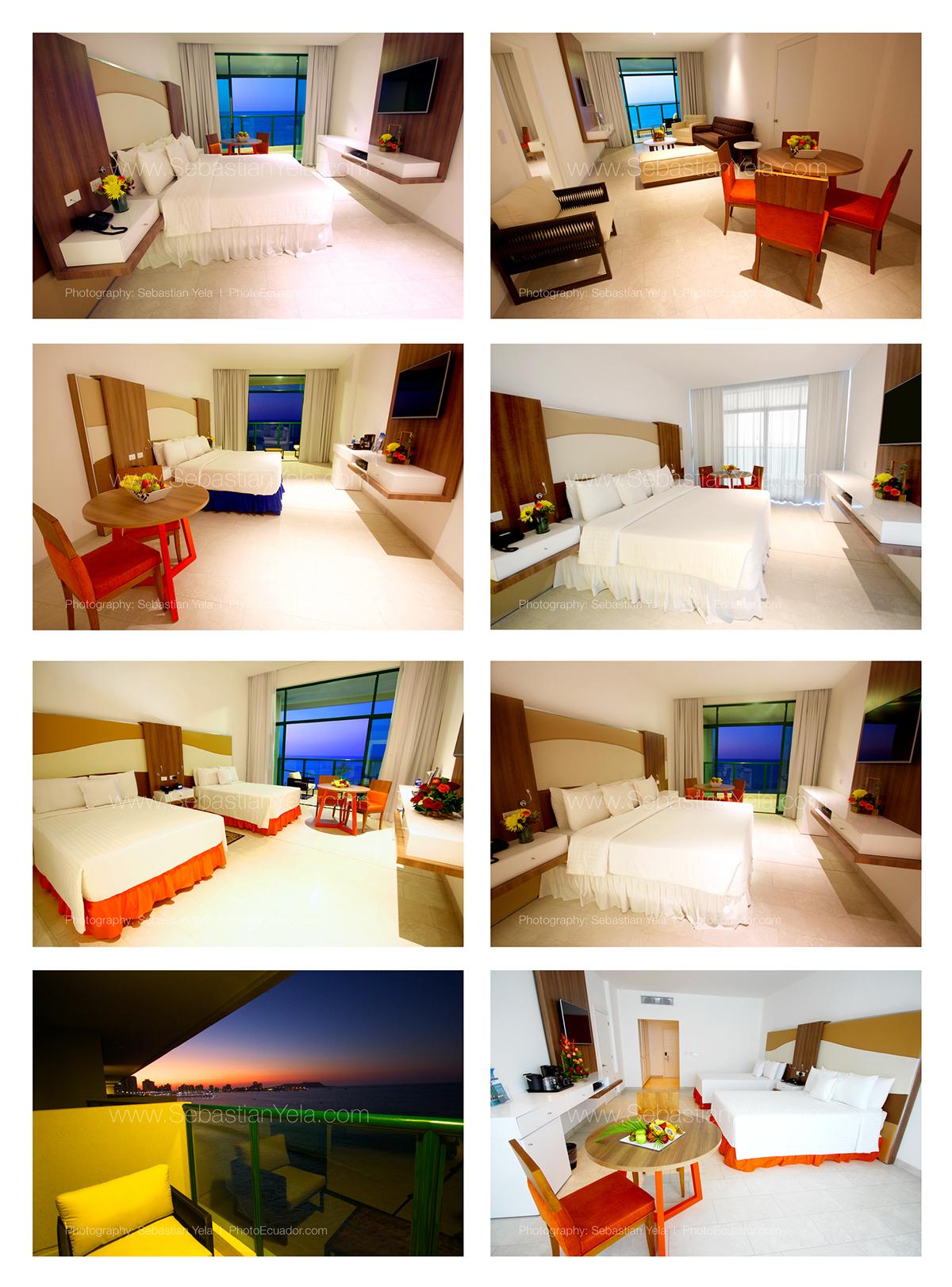 salinas Ecuador playa beach Travel hotel publicidad Photography  photo