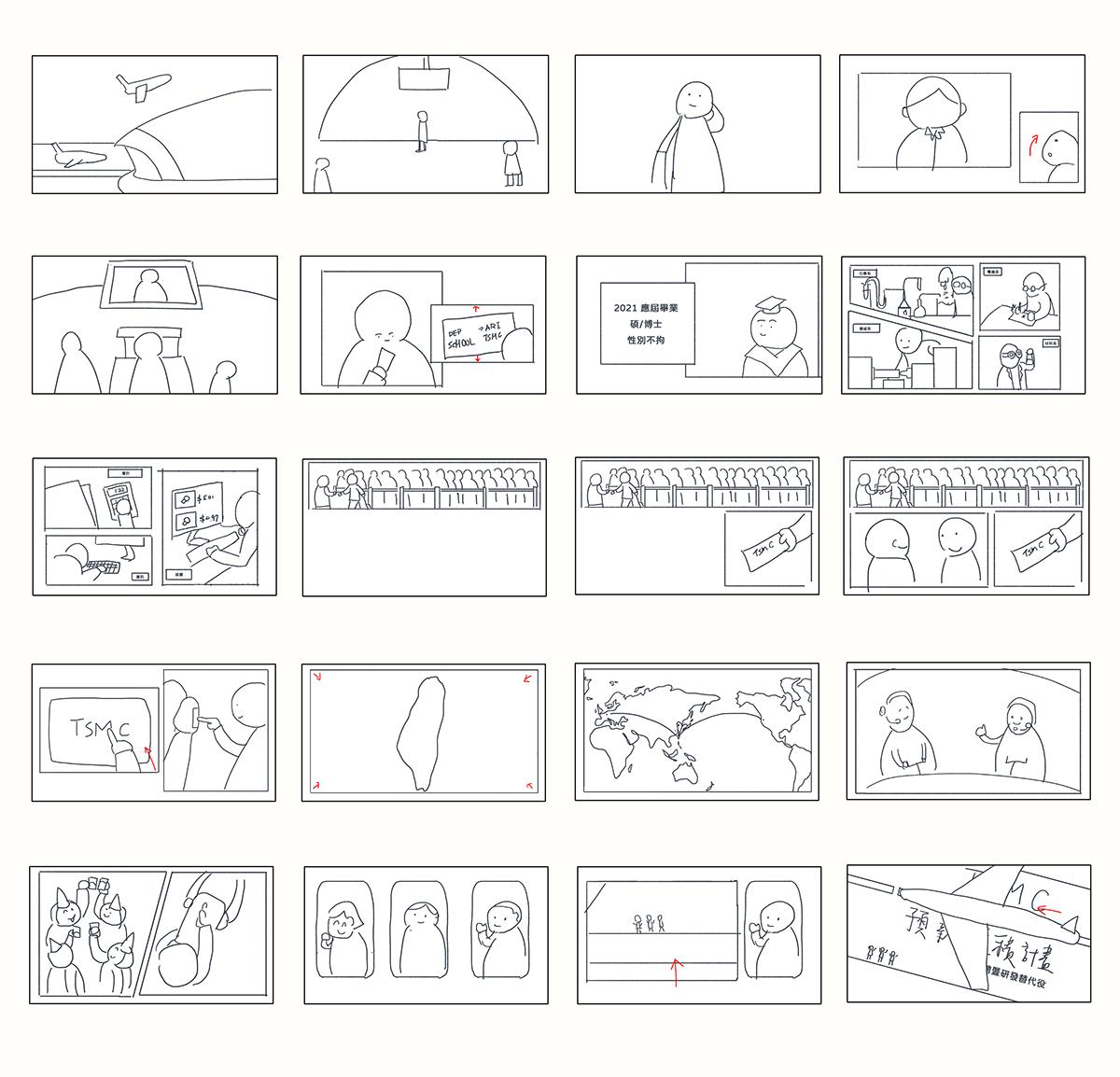animation  comic cute gif MG motiongraphics