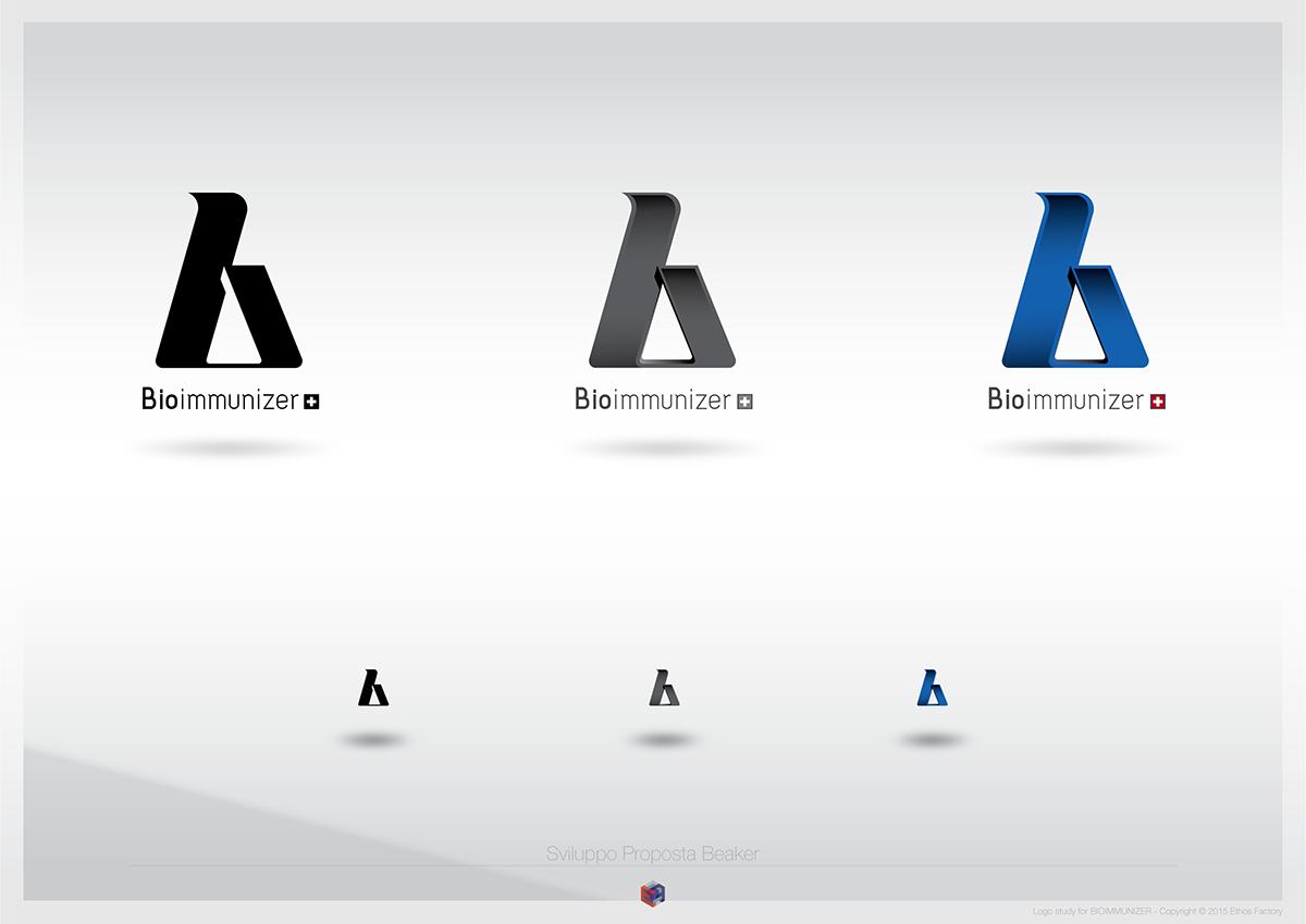 logo geometric identity