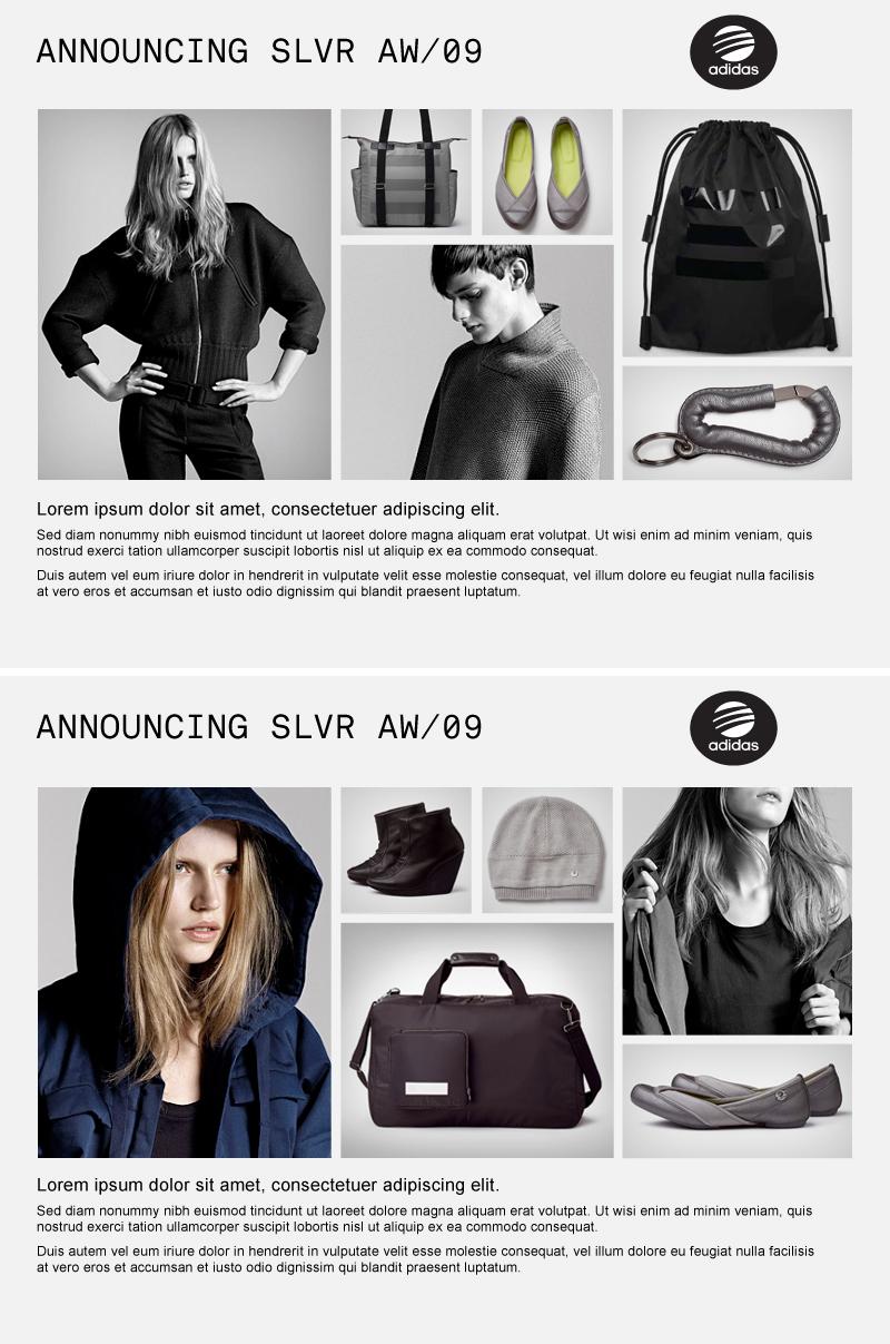 Bill Mann - adidas email css/html