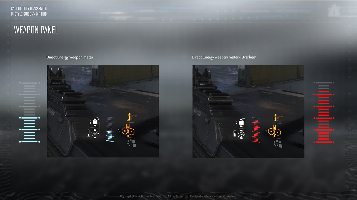 Call Of Duty Advanced Warfare Ui
