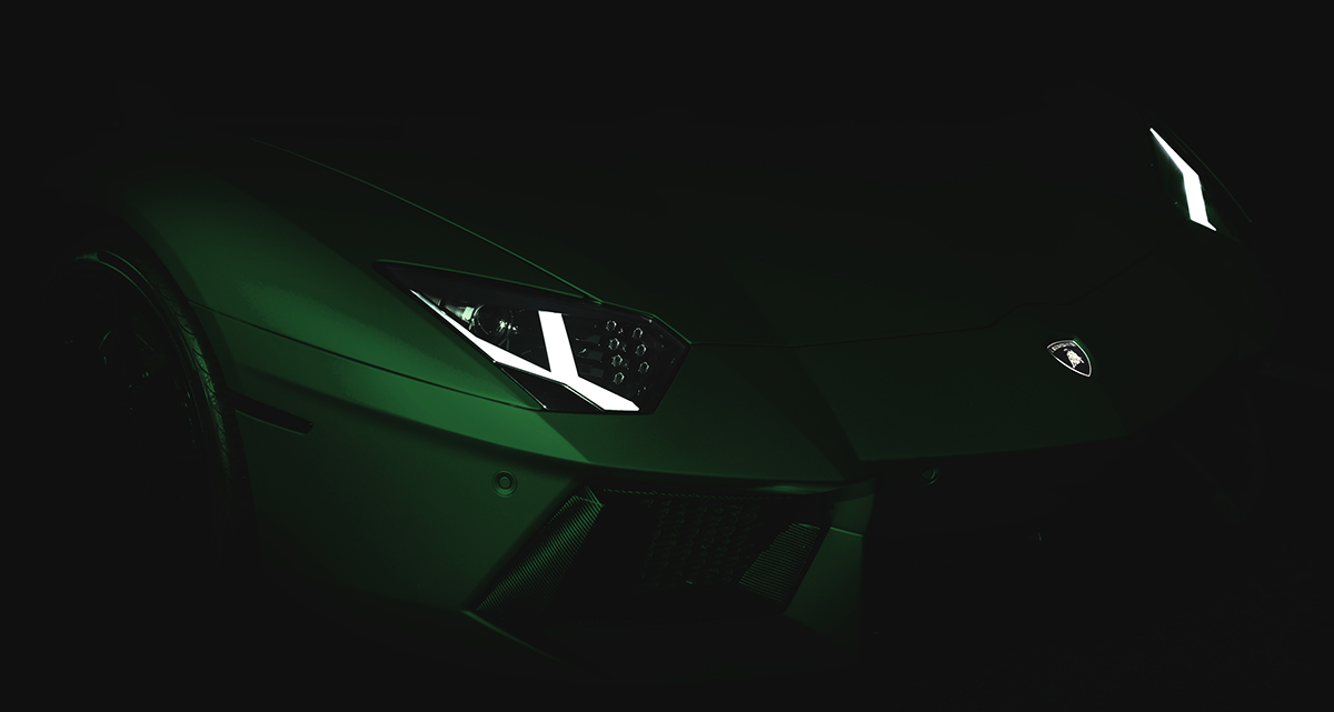 Exotic Car Photography 4 Personal Project On Behance