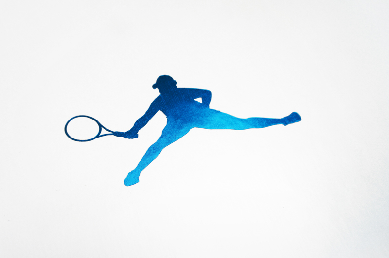 Kim Clijsters Limited Edition On Behance