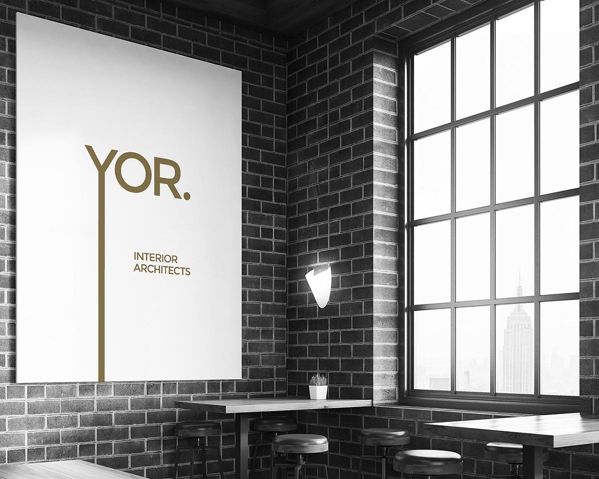 yor interior architects on behance