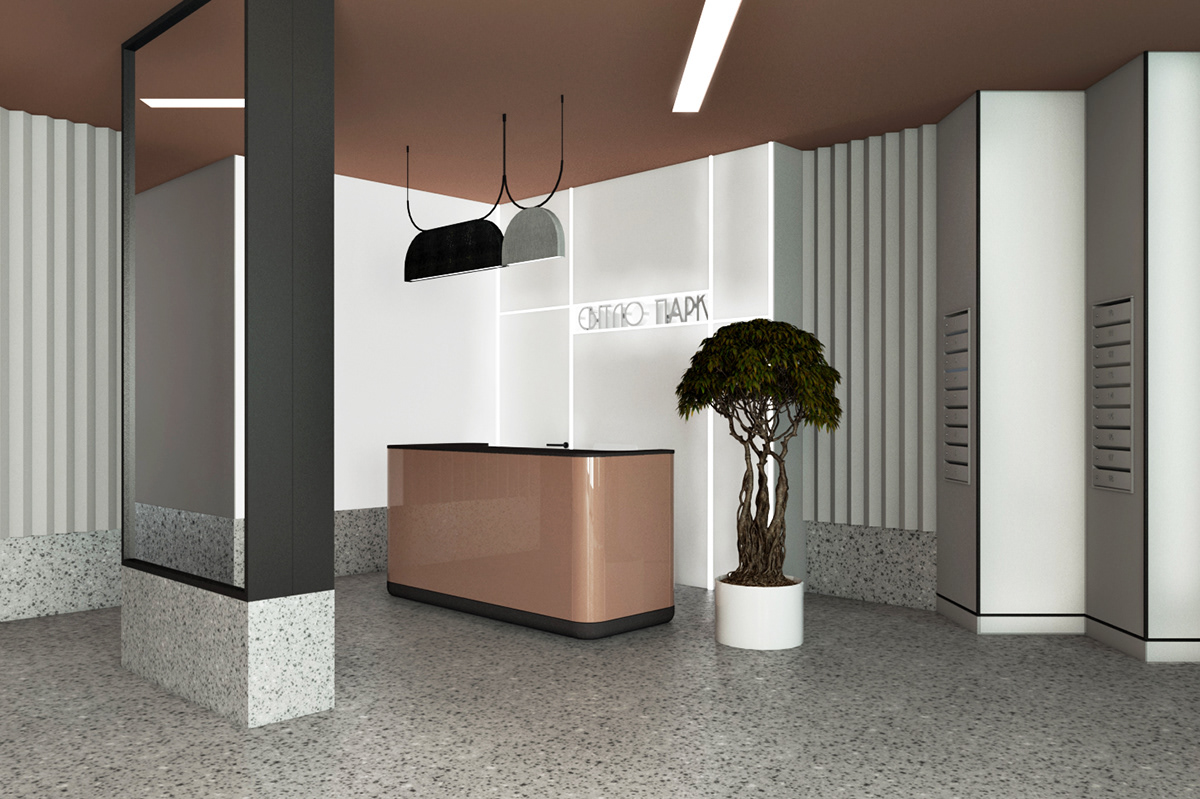 entrance hall interior design  Hall Design modern interior design Interior