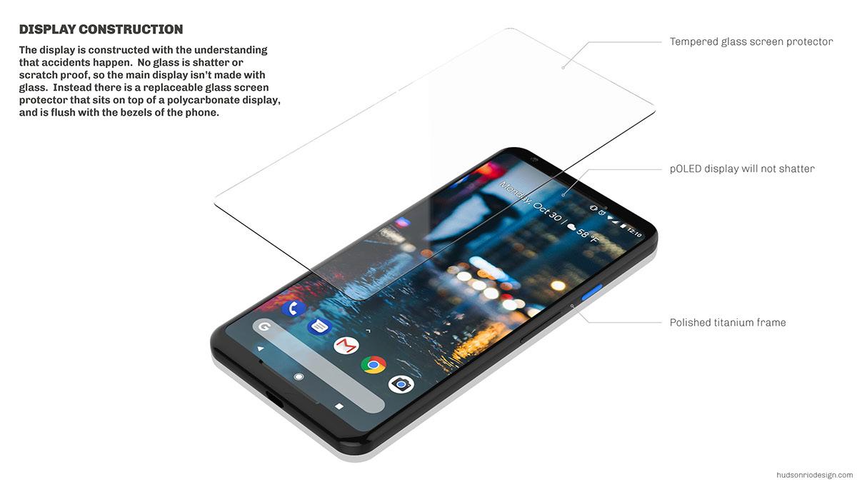 Google Pixel 5 Concept
