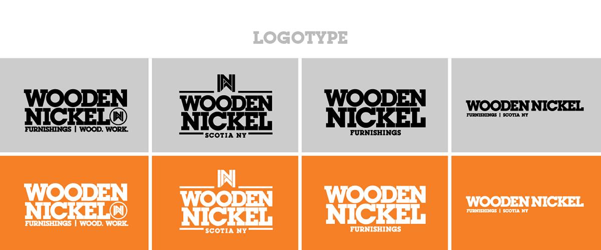 Wooden Nickel Furnishings On Behance