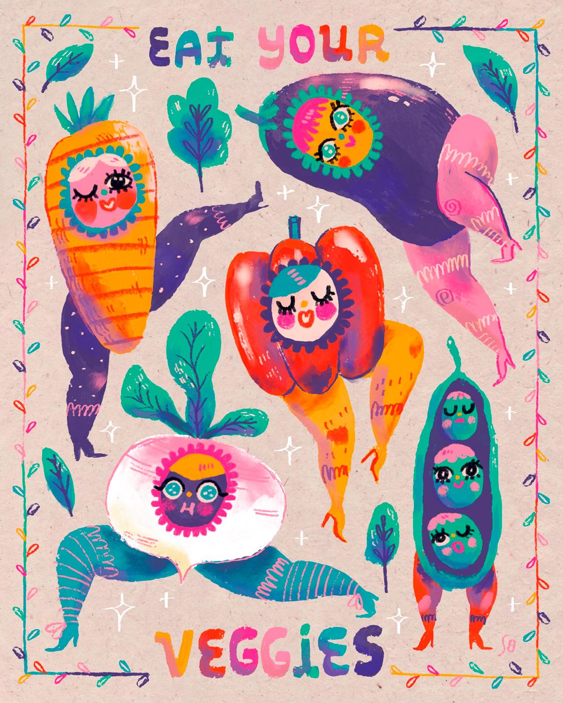Alternative fashion banana Cat chimaera El Salvador kawaii queer skull