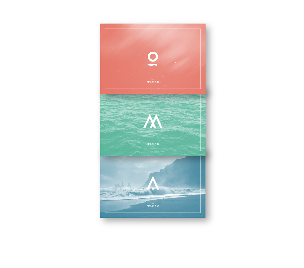 Ocean Nature nomad nomadic lifestyle high standard modern minimal Surf