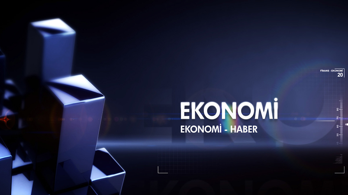 Channel Ident Channel ID  TV ident economy ident  tv economy economy title  news economy