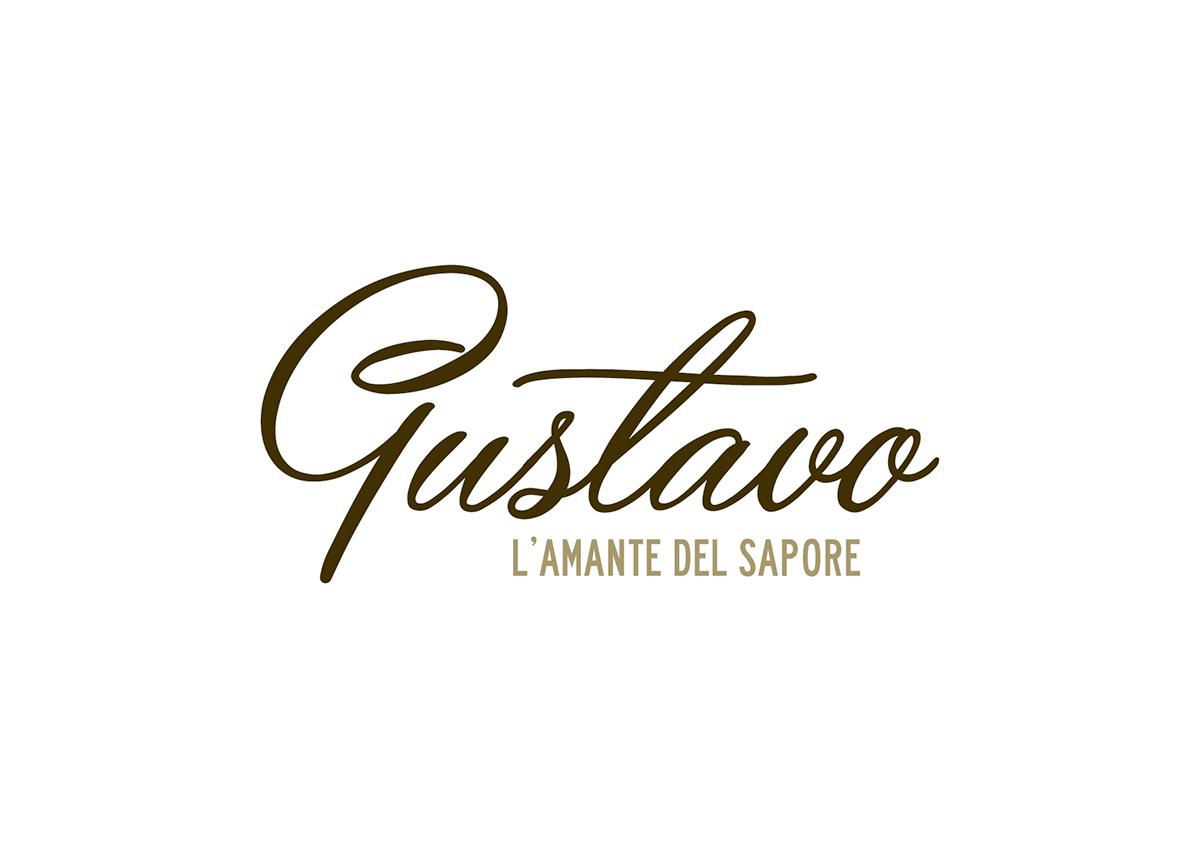 logo brand identity restaurant cafe type design Retro vintage breakfast milano milan