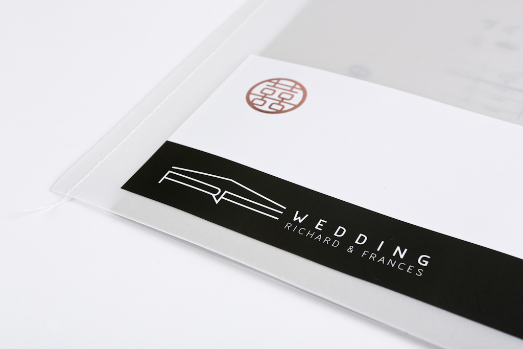 print graphic house package lion glay card Invitation wedding