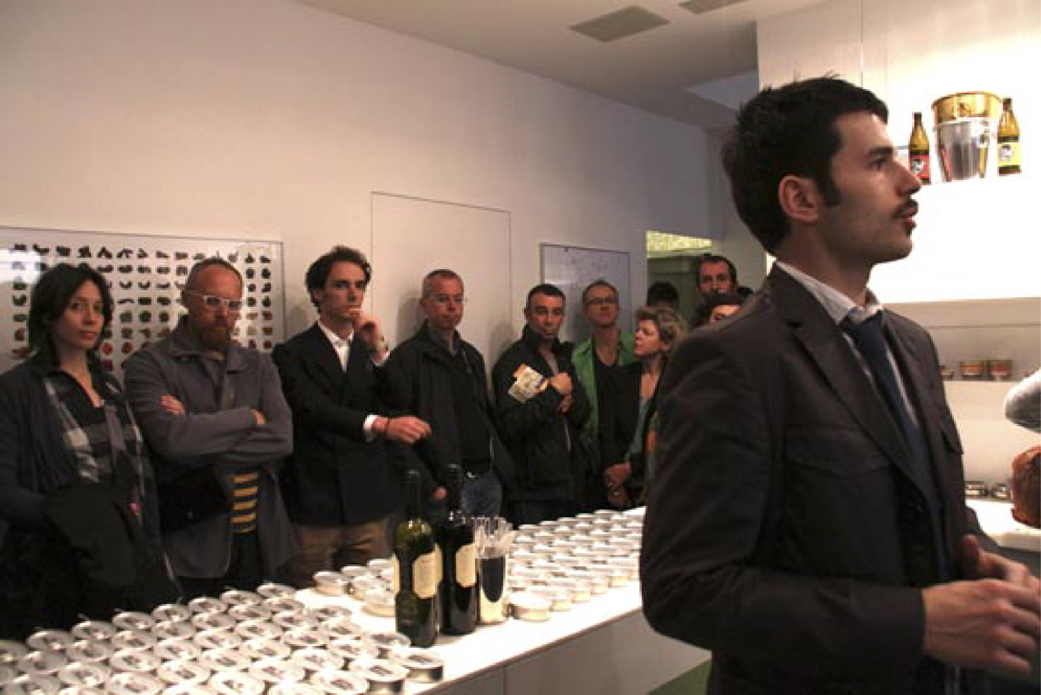 Event Exhibition  food design museum