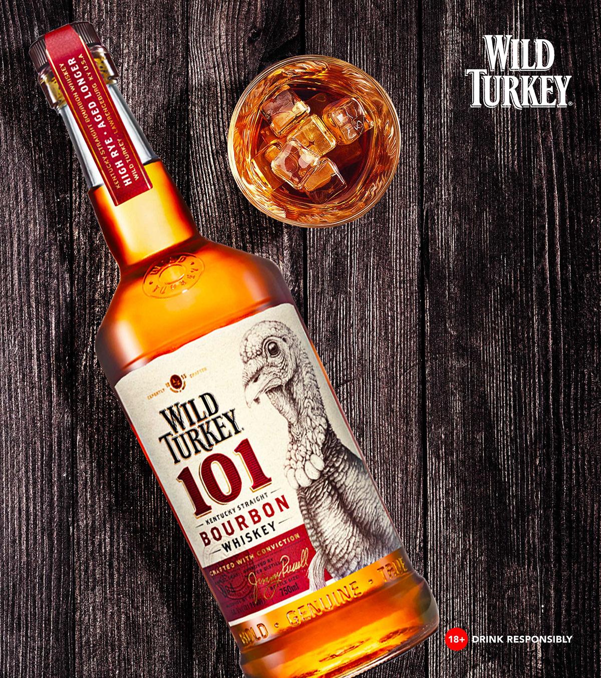 Advertising  branding  Whiskey