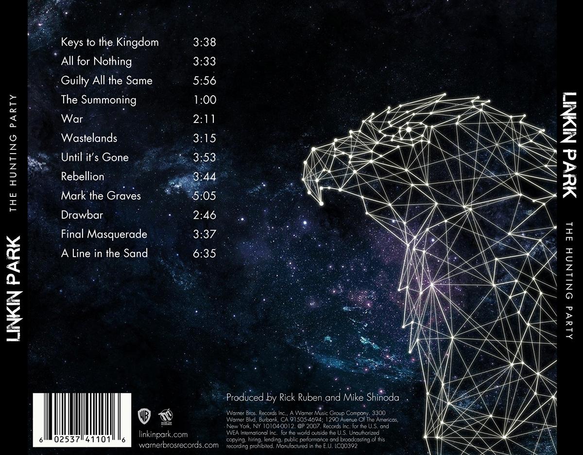 Album Cover- Linkin Park on Behance