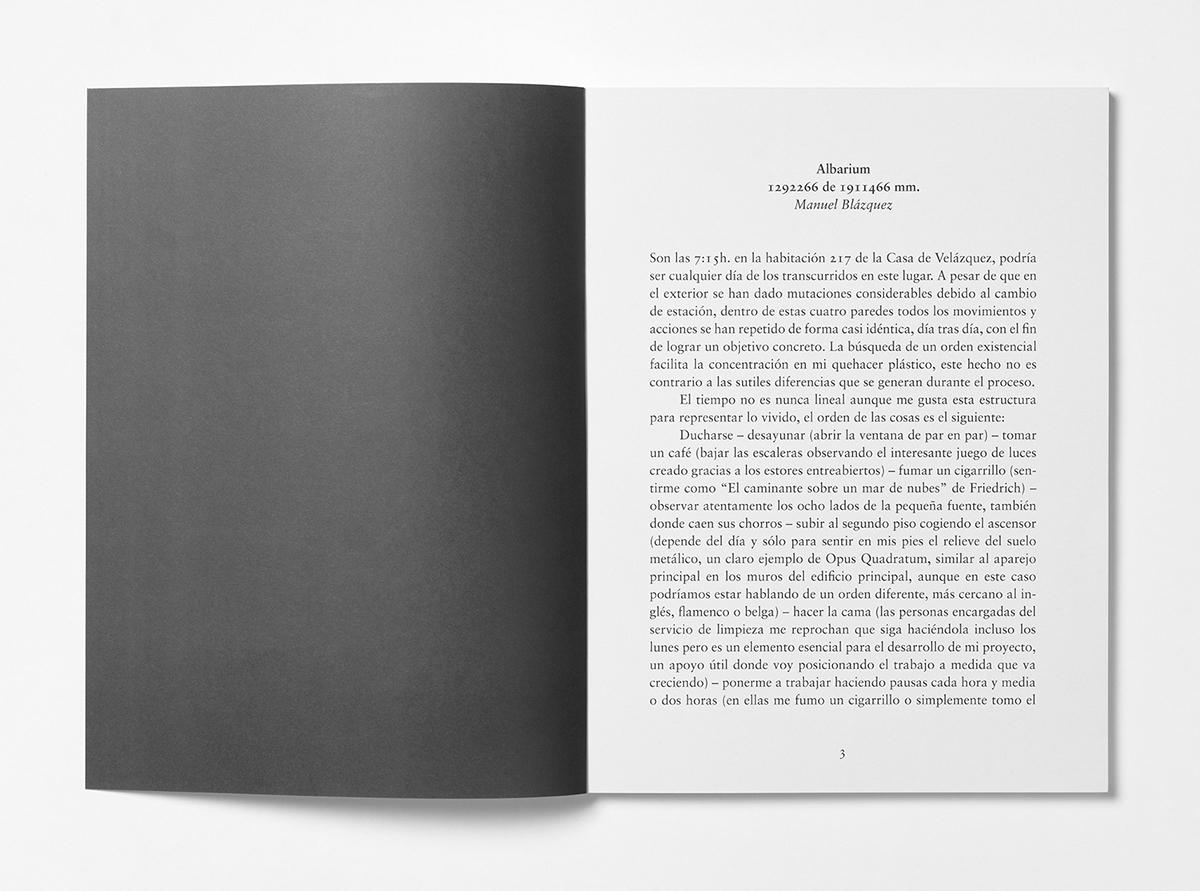 art arte catalogo Publicacion publication