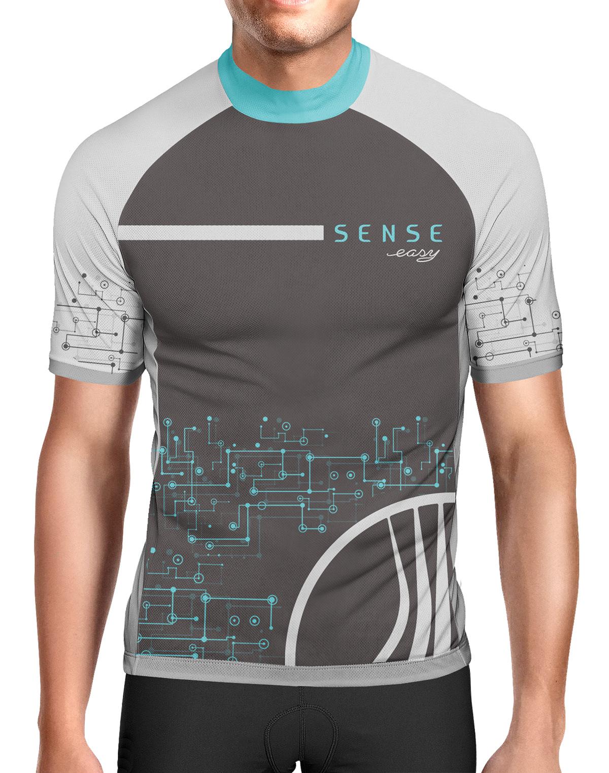 jersey bike Cycling clothing softy goods uniforme de ciclismo uniforme de MTB Delfino Design Gabriel Delfino jersey uniform cycling wear