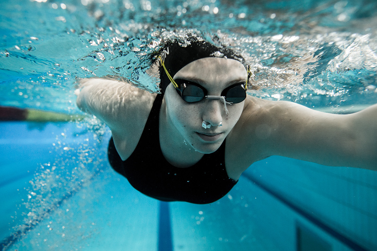 swimmers Olympics paralympics rio2016 hungary hungarian portrait swimming practise