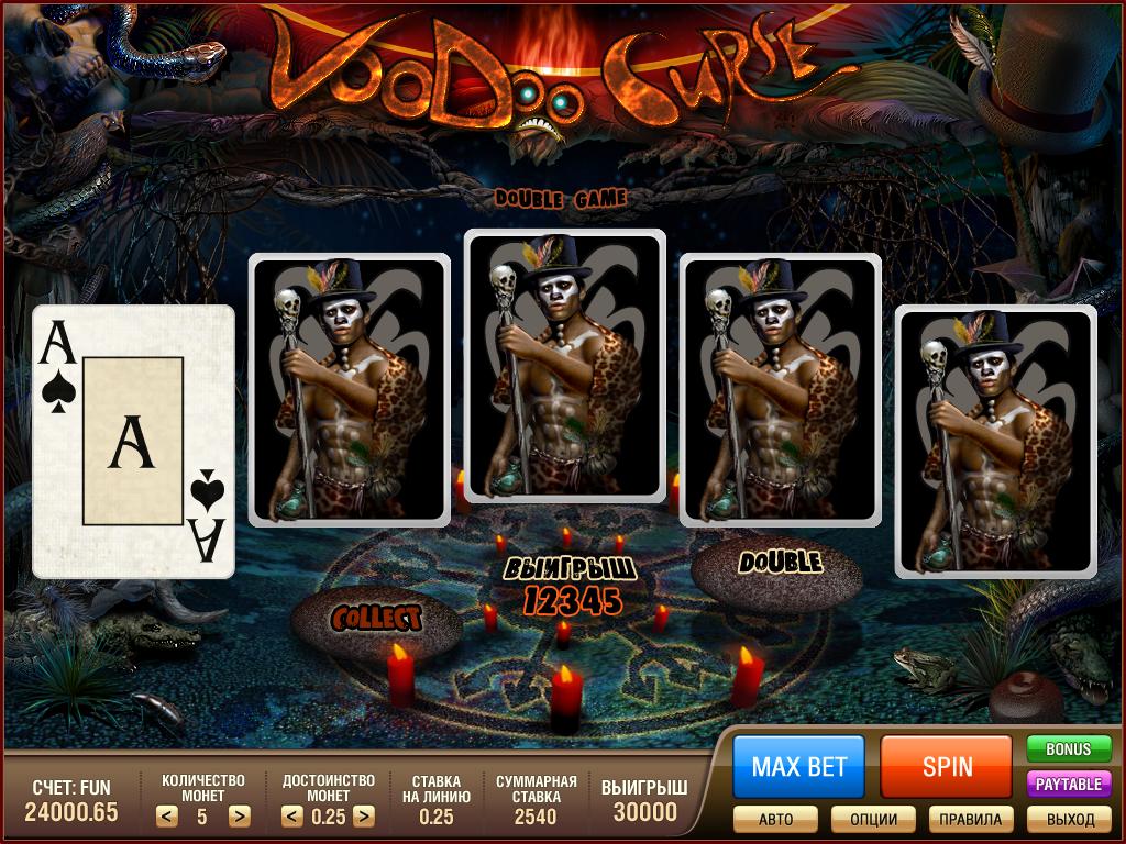 Voodoo Slot Machine