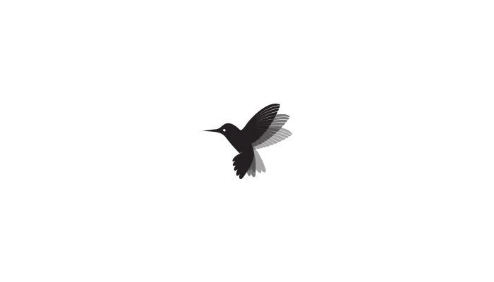 logo brand mark abstract simple minimal black animal letter logofolio negative space clever monogram symbol