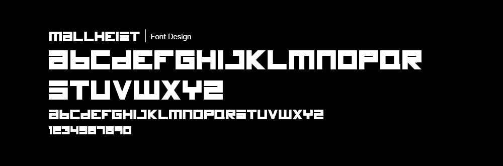 fonts type design