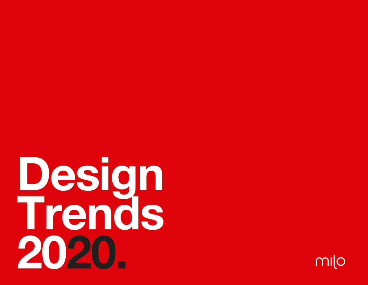 2020 Design Trends On Behance