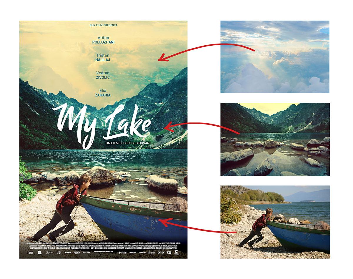composition Film   locandine movie photo photo composition photoshop poster