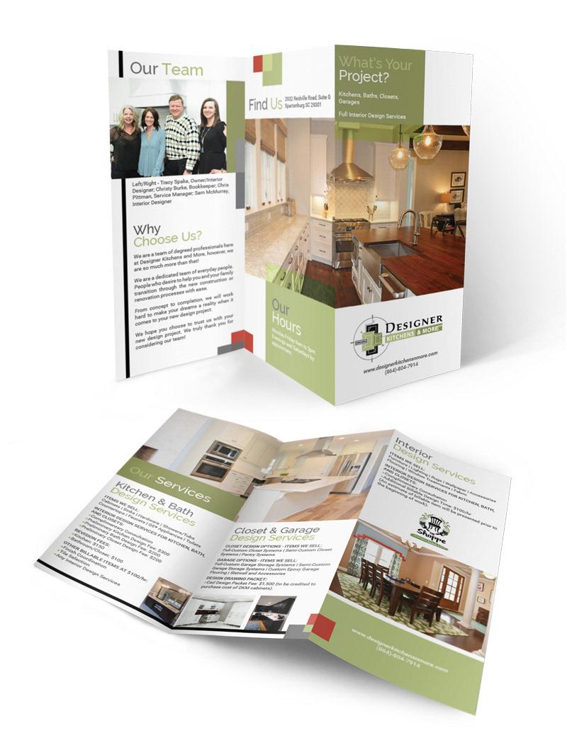 Brochures On Behance