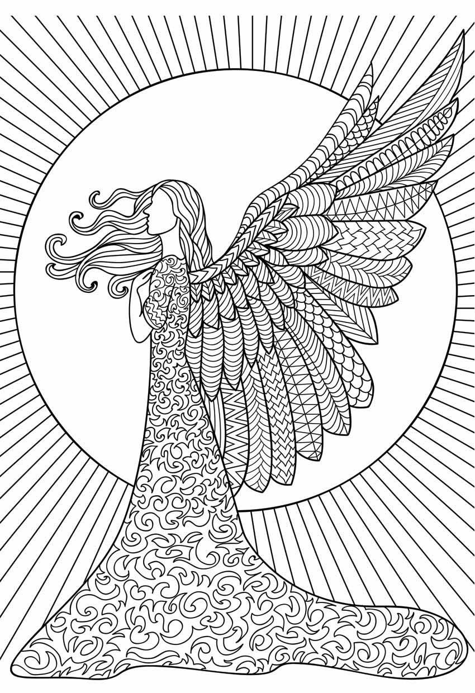 Раскраска на крыльях счастья, днем победы