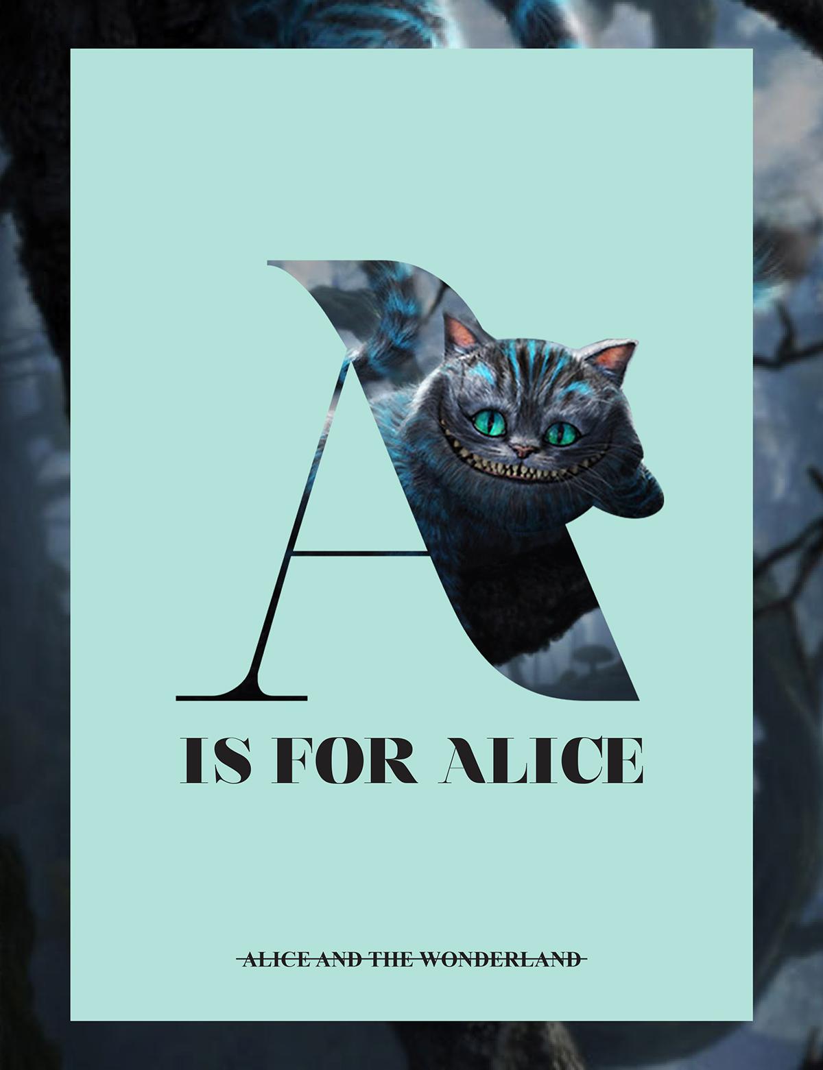 Alice In Wonderland Book Cover Ideas ~ Alice and the wonderland book cover on behance