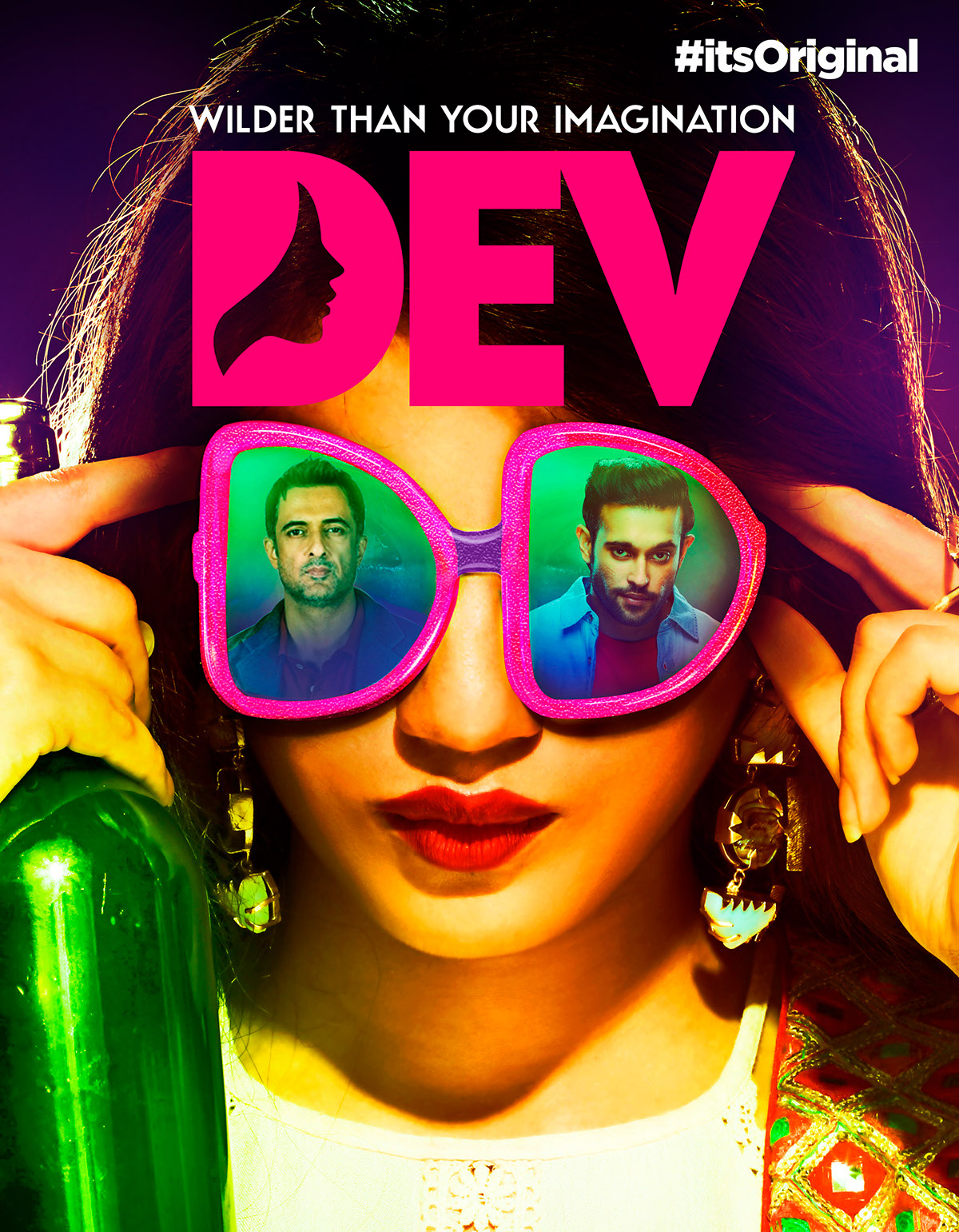 ALT BALAJI ( DEV DD) on Behance