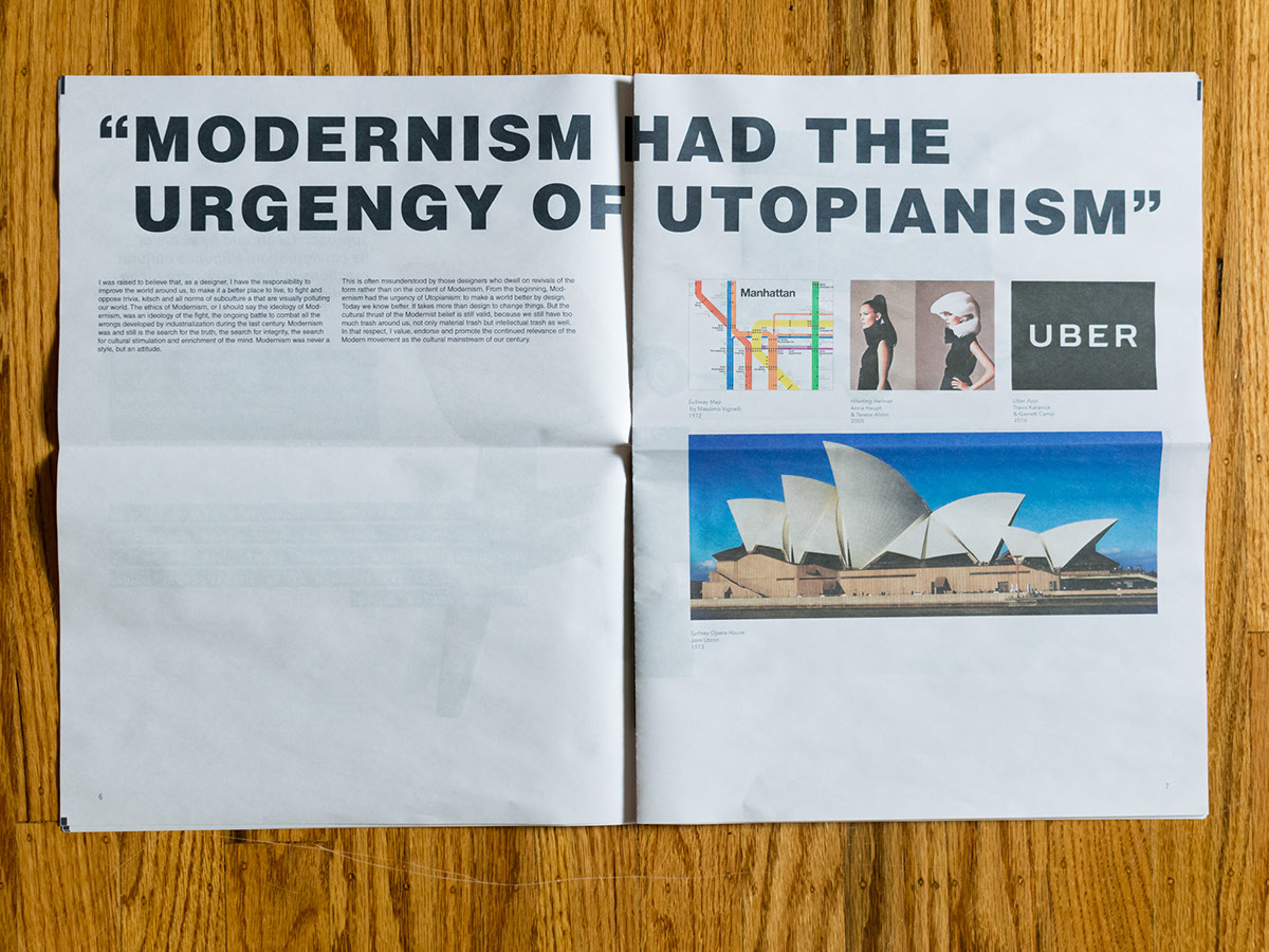 essay modernism design