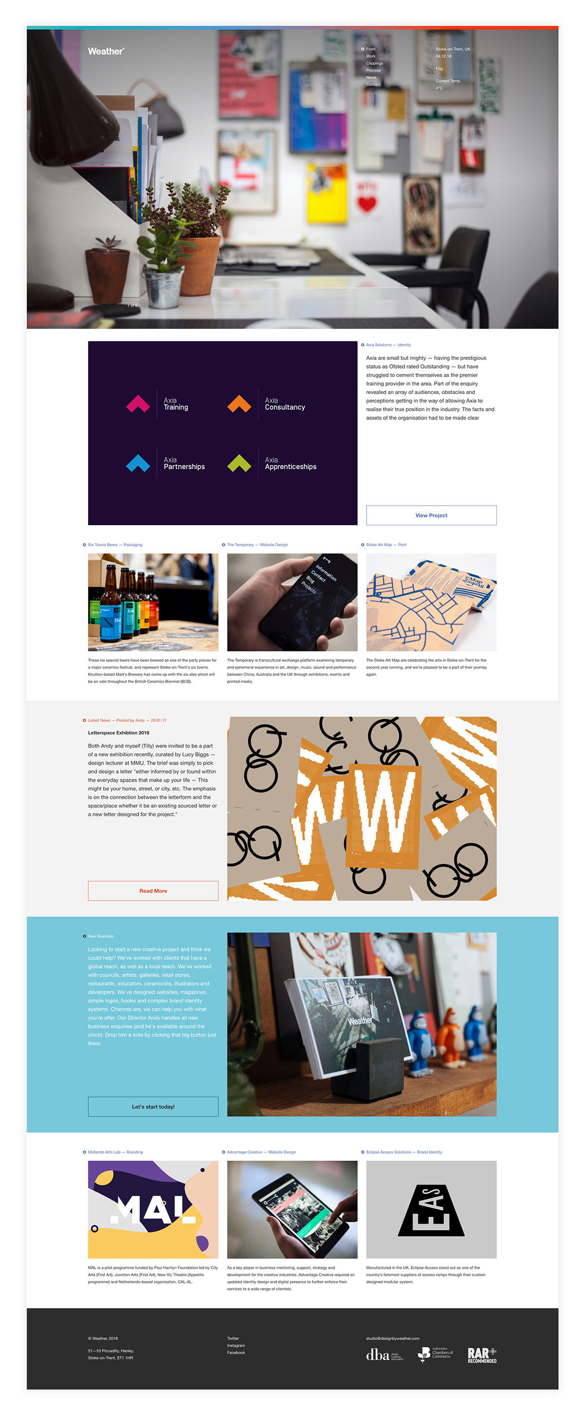 design studio branding  digital Website Design Design for Print brand identity graphic design  art culture design
