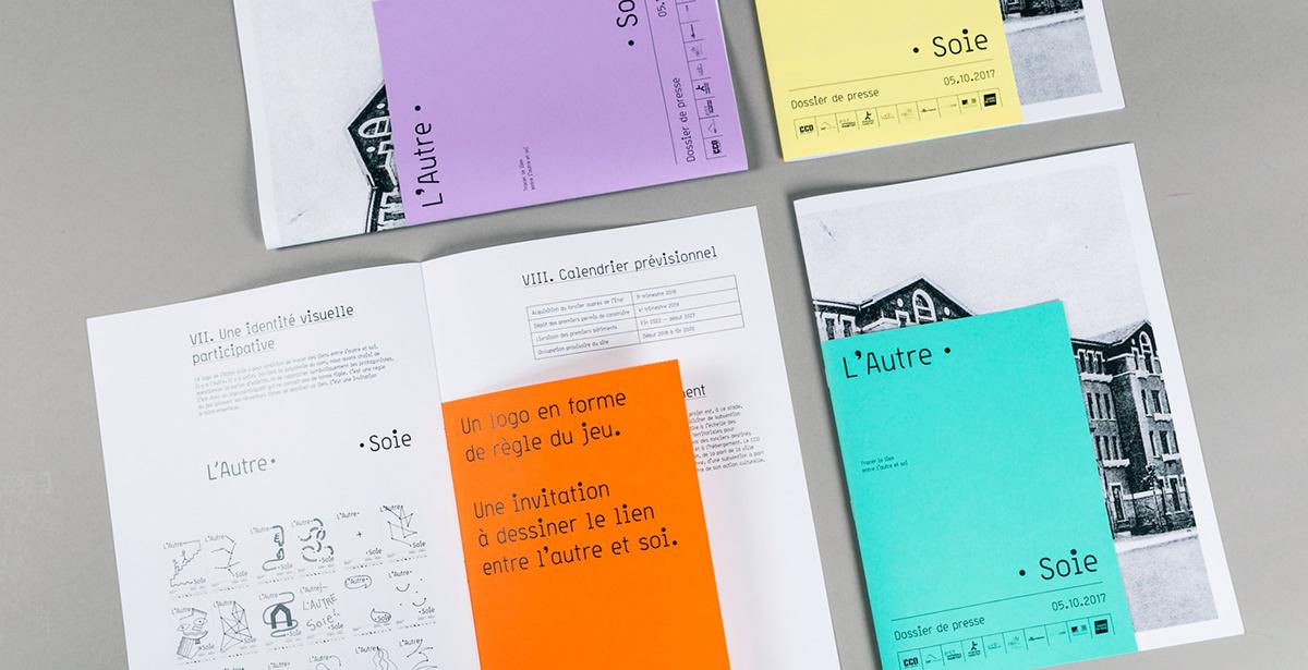 L'Autre Soie - Participative brand design on Pantone Canvas