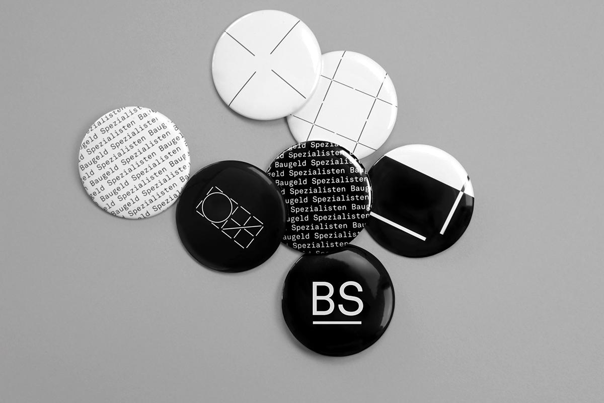 Corporate Identity brand finance logo minimal visual development Website Keyvisual identity