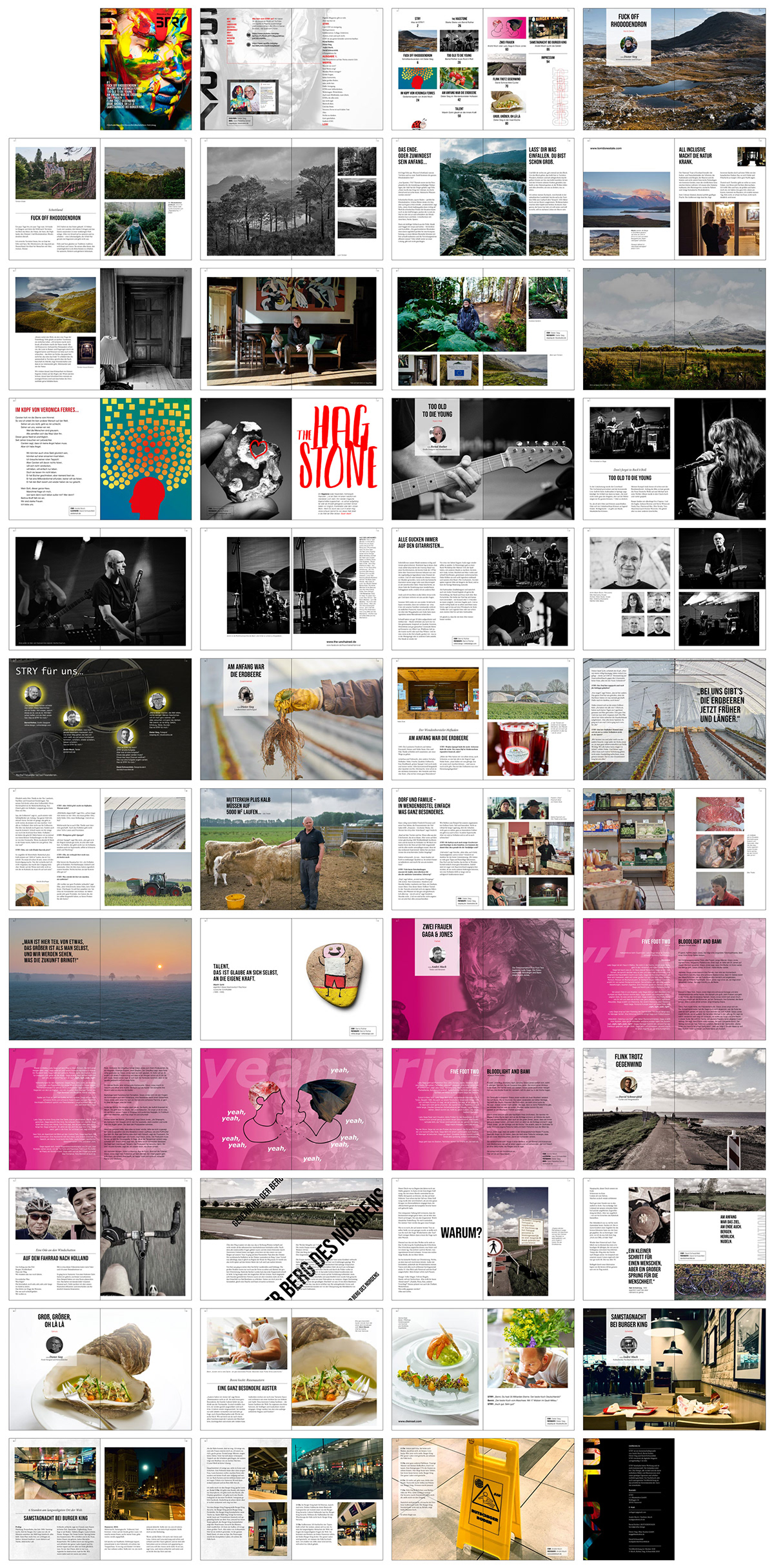 story magazine print Photography  culture editorial graphic book portrait Visual Essay