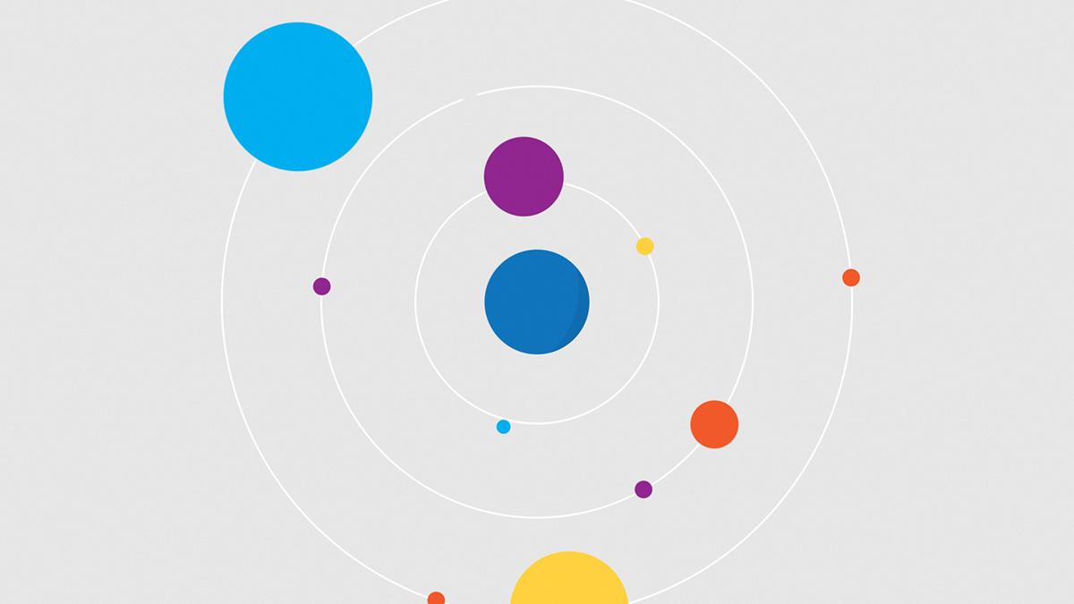 Image may contain: circle, abstract and screenshot