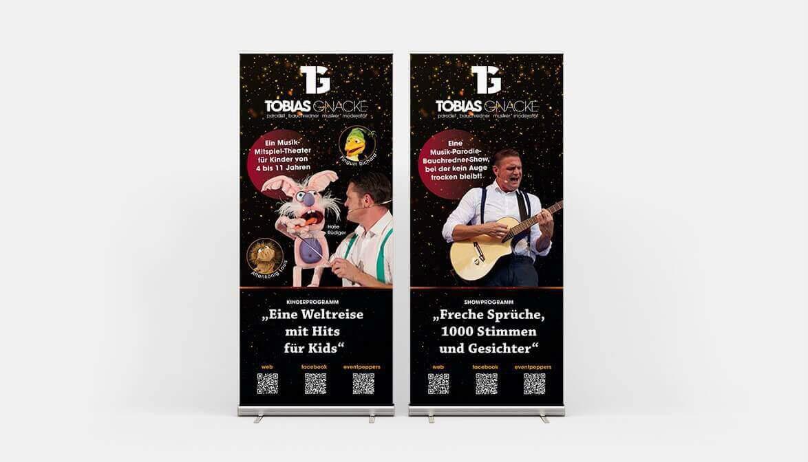 Adobe Portfolio retouching  release tri fold leaflet flyer business card rollup