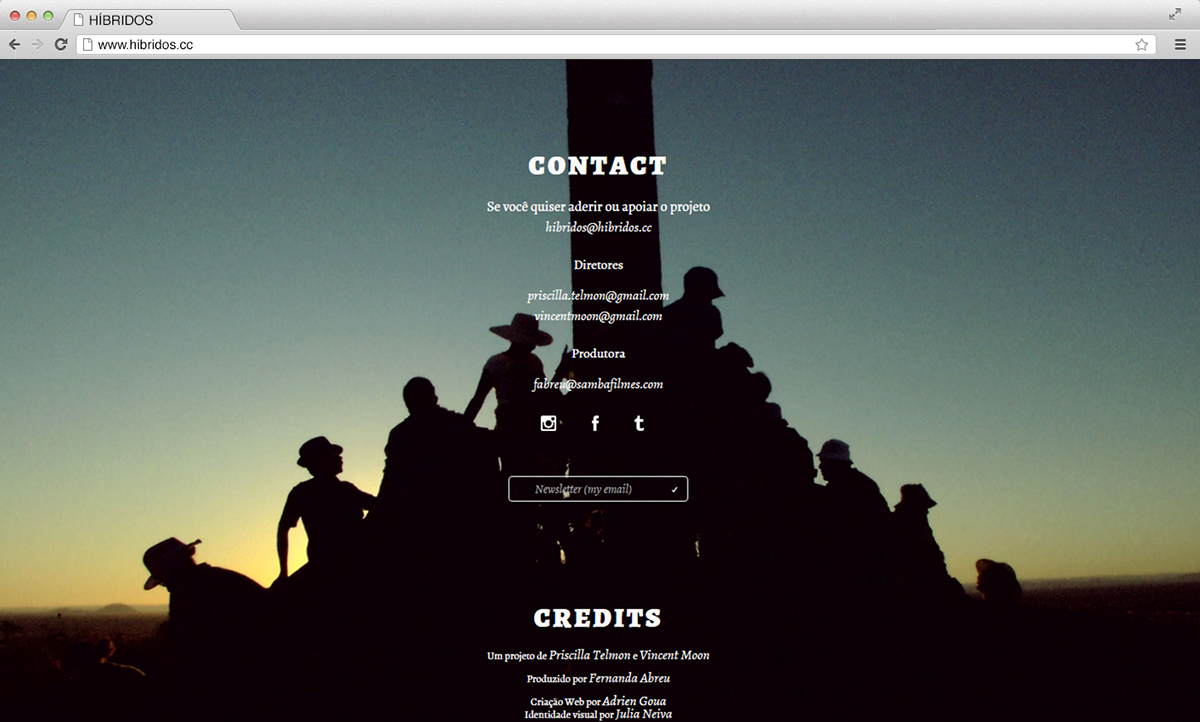 Webdesign One Page one pager one-page webdoc Documentary  full page scroll big pictures big picture slides parallax