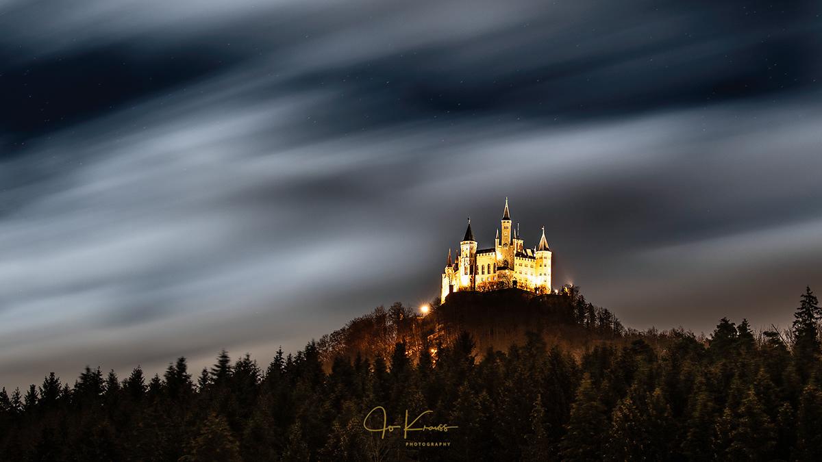 Burg Hohenzollern 2018 On Behance