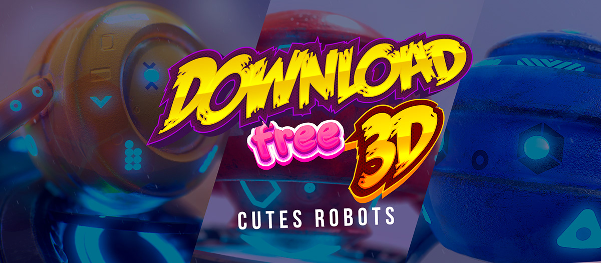 DOWNLOAD FREE BOTS 3D Oscar Creativo on Student Show