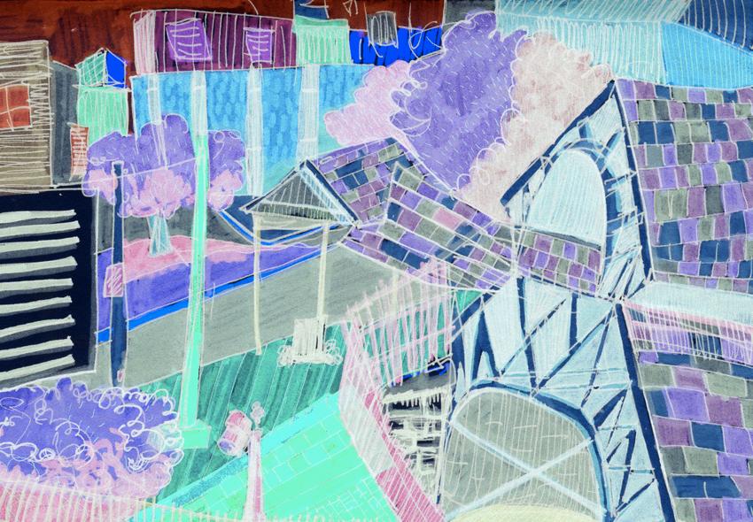 fiber fibers fiber art Textiles textile texture mixed media mutlimedia digital