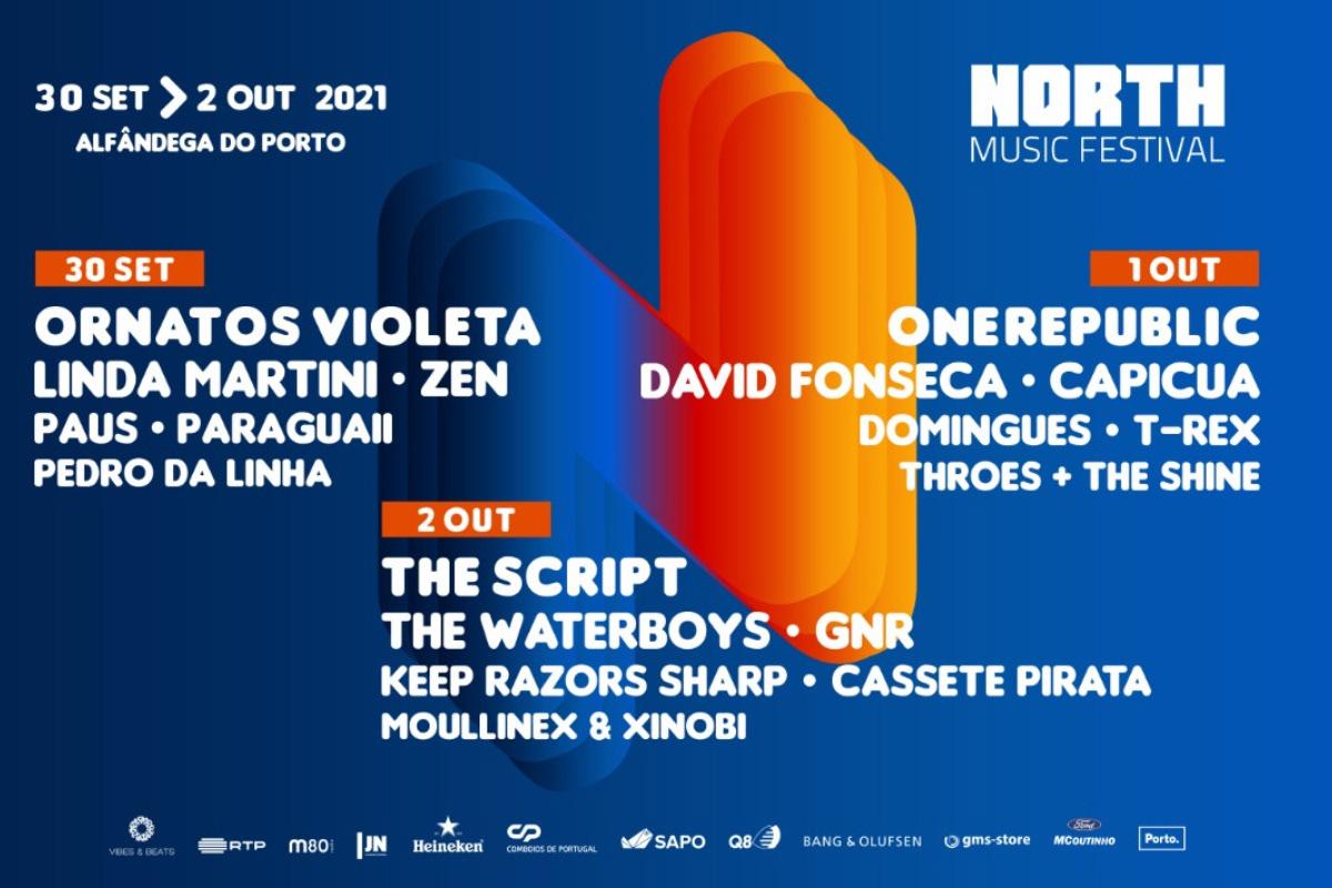 Está CANCELADO o North Music Festival