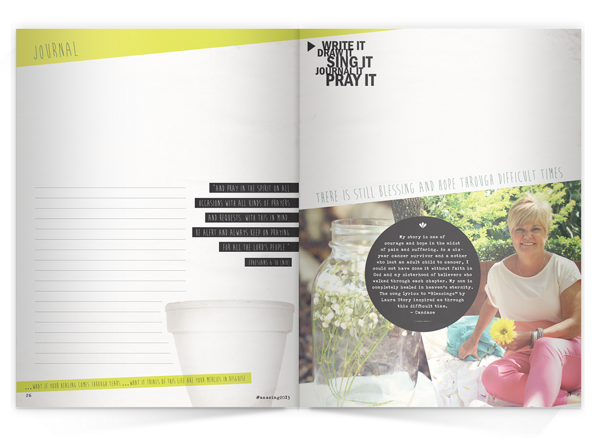 women s conference booklet on behance
