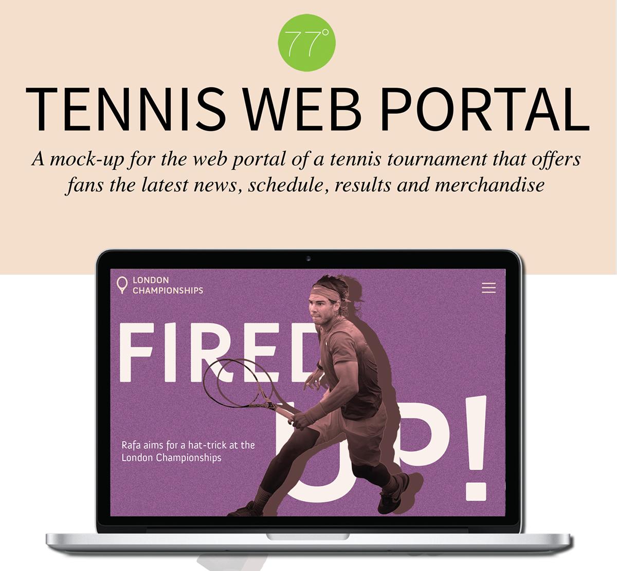 Tennis Portal