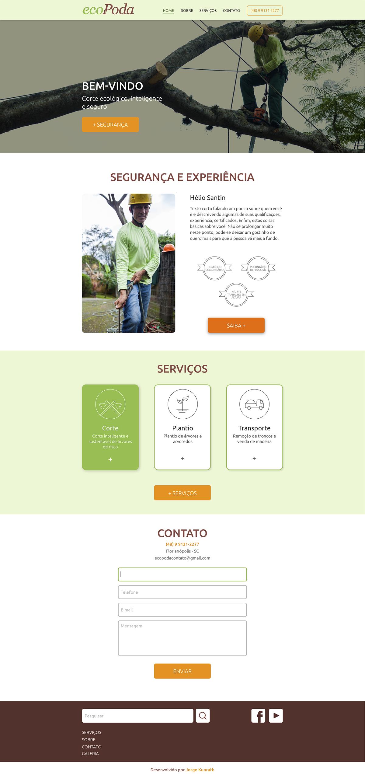 branding  Web marcas sites ESTUDOS videomaker