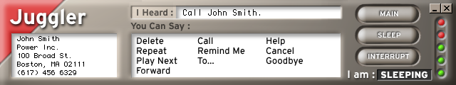 phone Telephony ASSISTANT Shelly Siri